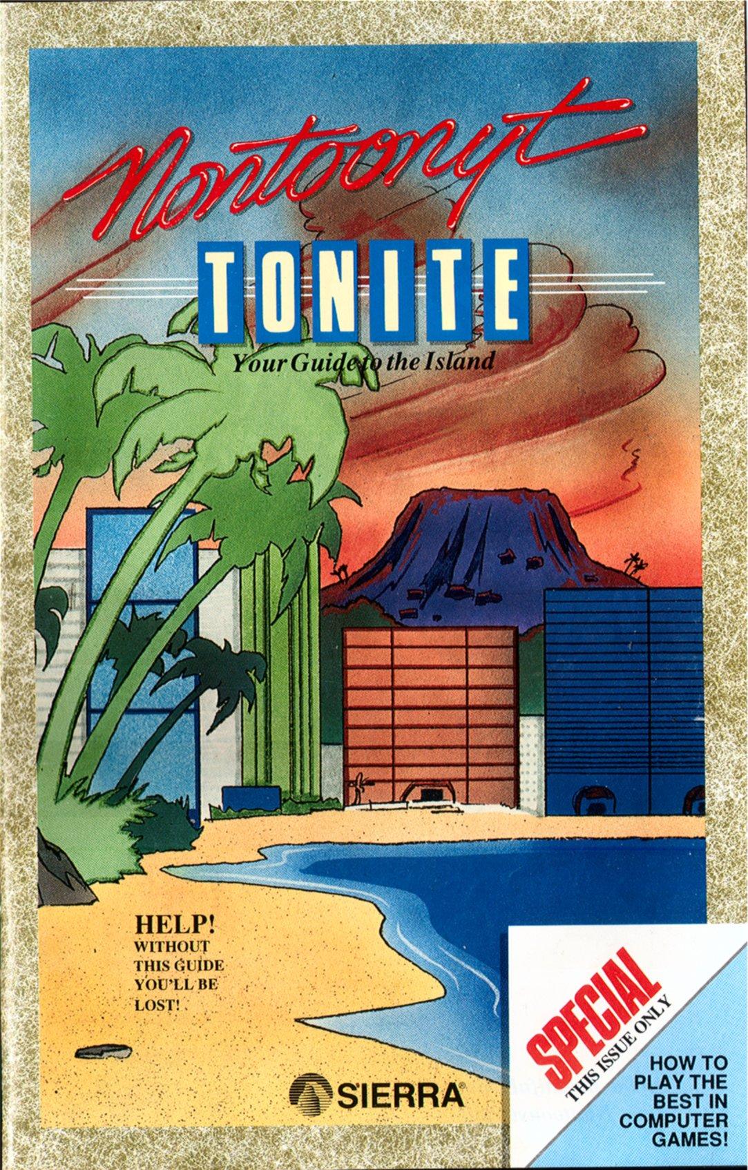 Nontoonyt Tonite!