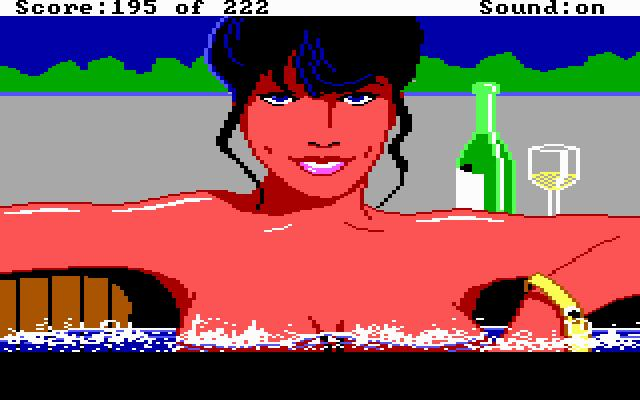 Leisure Suit Larry 1 EGA