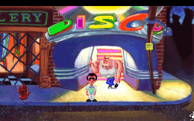 Leisure Suit Larry 1 VGA
