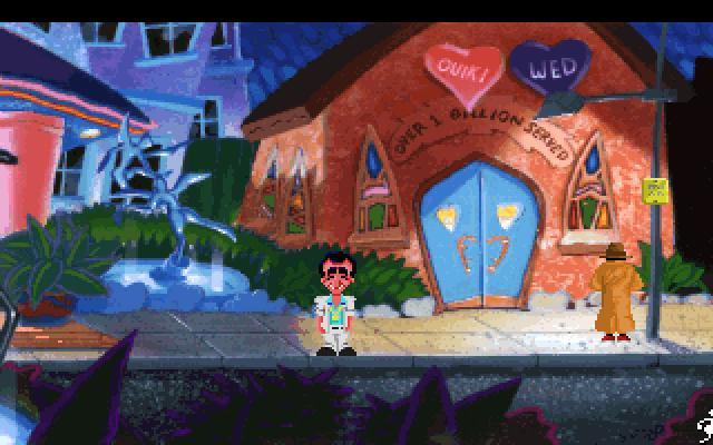 Leisure Suit Larry 1 EGA