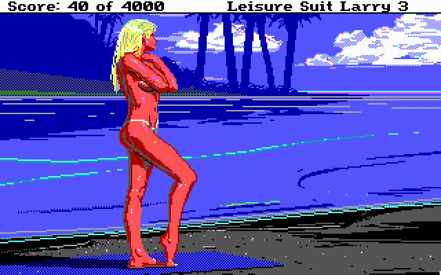 Leisure Suit Larry 3