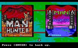 Click here Manhunter, to see a Play Through of Manhunter: New York and Manhunter: San Francisco...